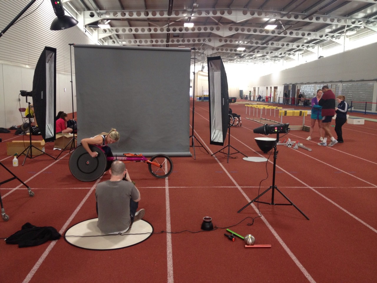 British Athletics Summer Series Photoshoot | Jask Creative