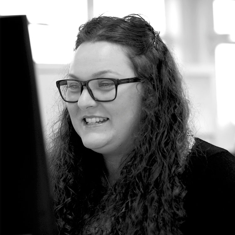Daisy Roberts - Print and Planning Exec | Jask Creative