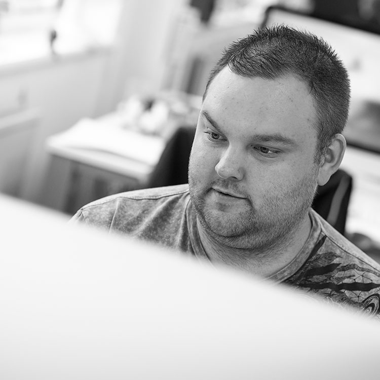 Mark Griffiths - Web Developer | Jask Creative