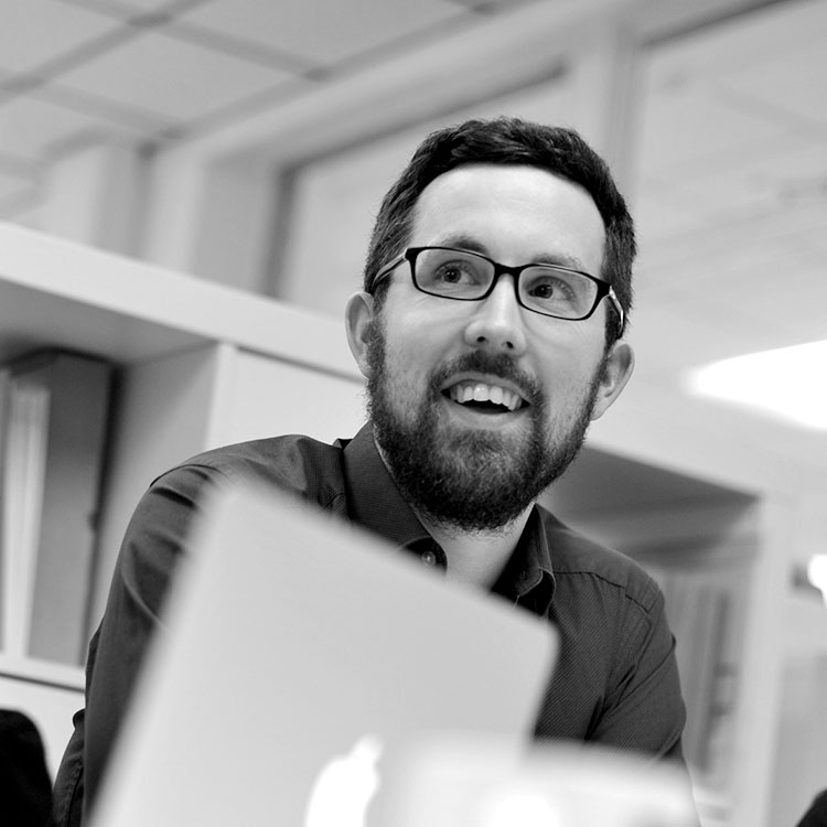 James Davison - Senior Account Manager | Jask Creative