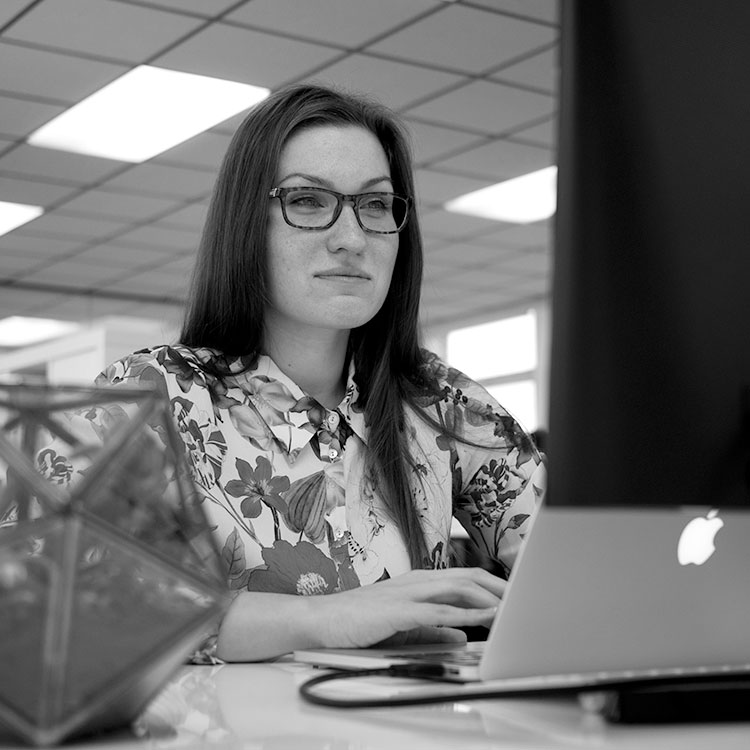 Kristiana Briede - Digital Project Manager | Jask Creative