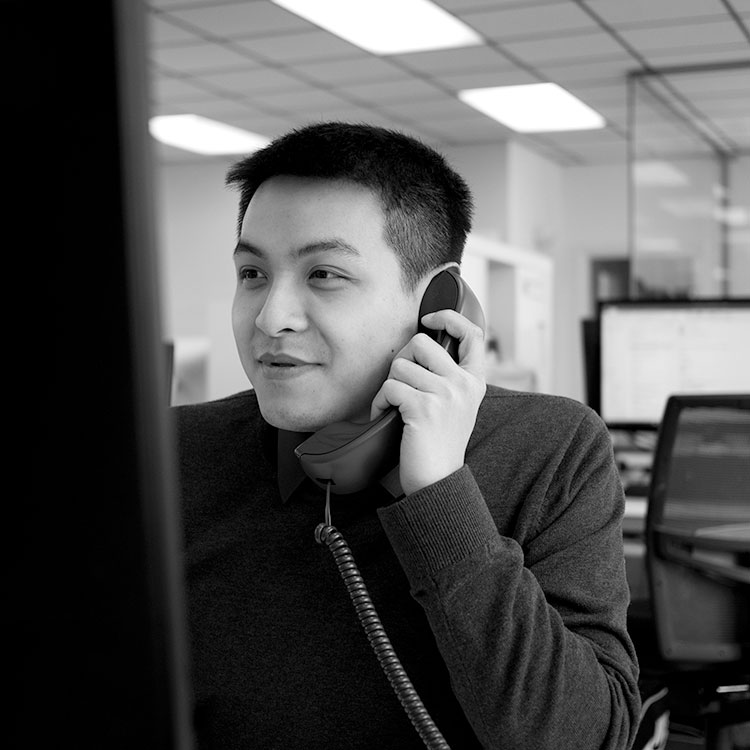 Ray Tsang - Data Executive | Jask Creative