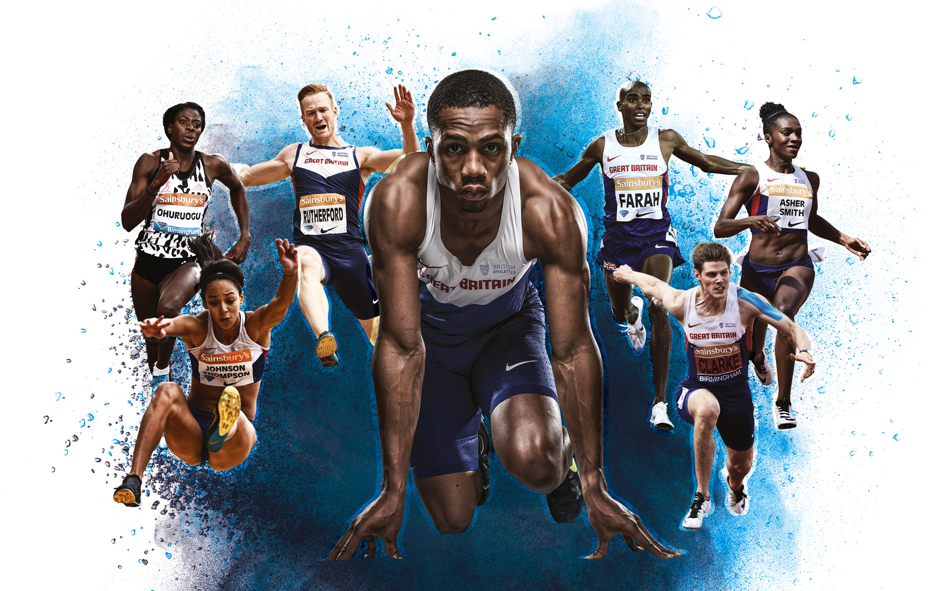 Birmingham Diamond League | Jask Creative