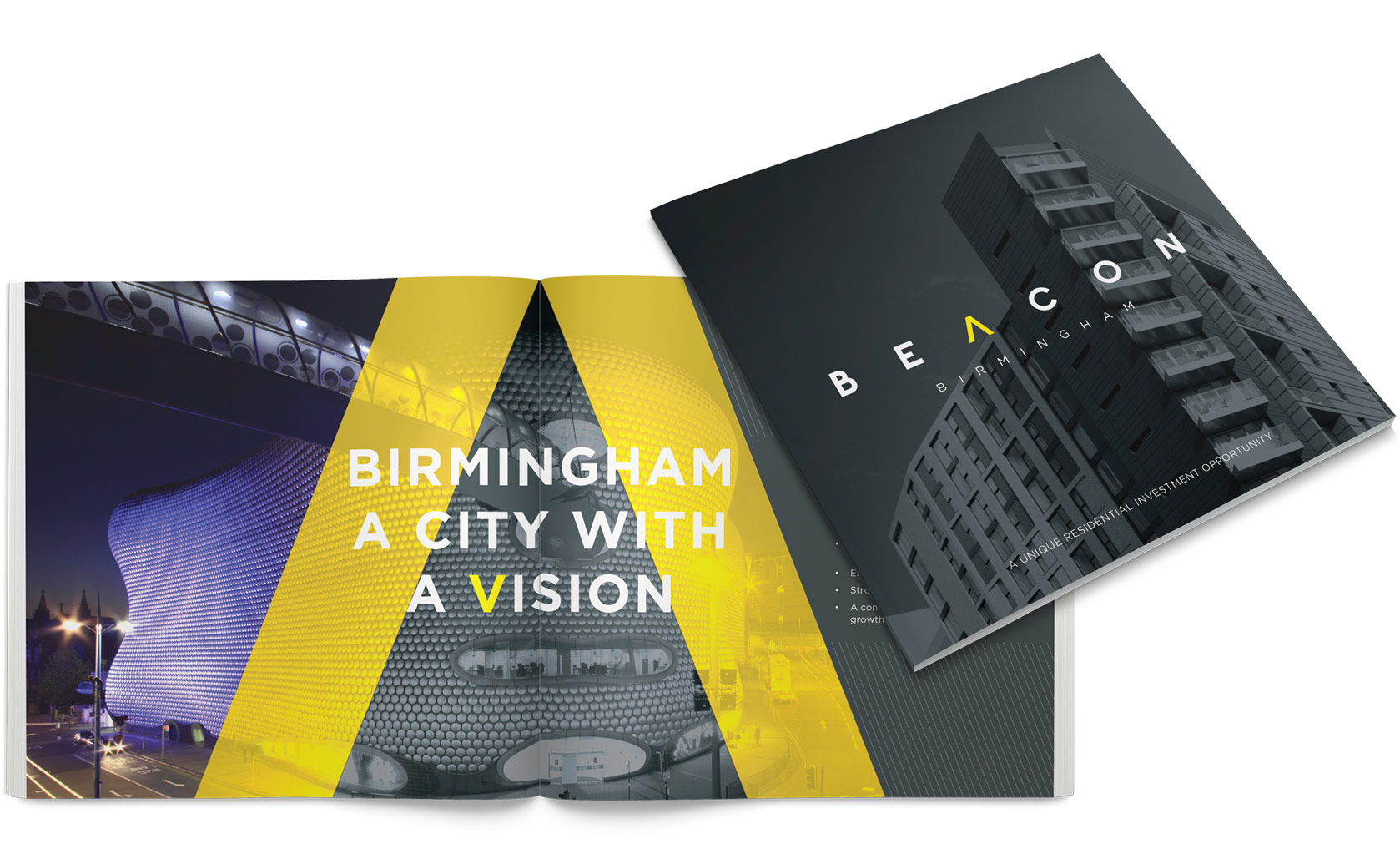 Beacon Creative Design Magazine - Our Work as a Creative Design Agency Birmingham | Jask Creative