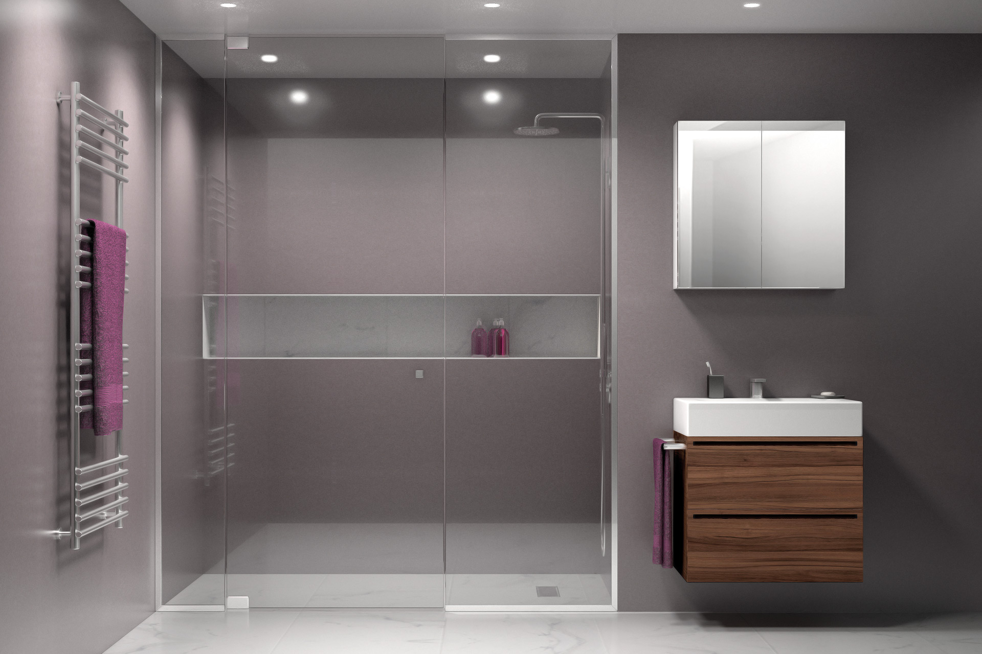 CRL Case Study - Bathroom Imagery | Jask Creative