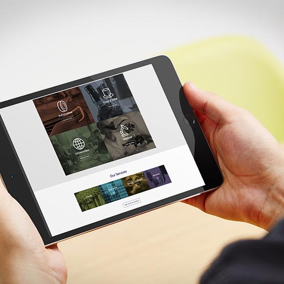 Barker Brettell IP Website - Tablet | Jask Creative