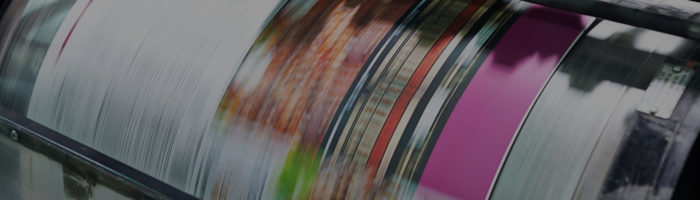 print management - process of printing