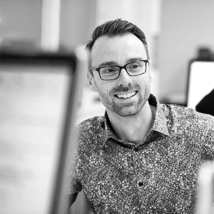 Phil Kean - Client Services Director | Jask Creative