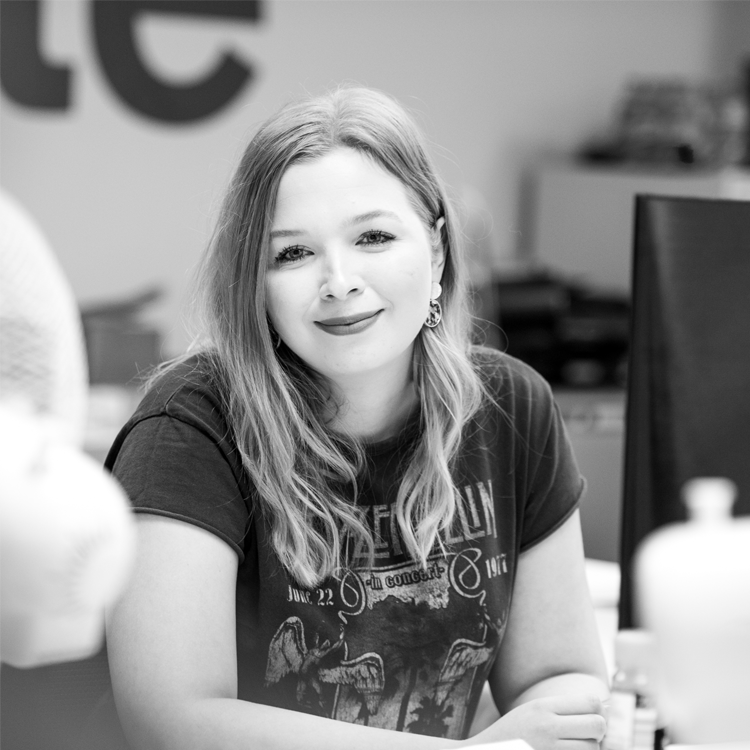 Tillie Warder - Content Executive | Jask Creative