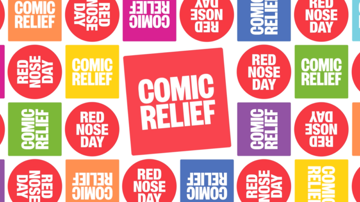 New Comic Relief and Red Nose Day Logos